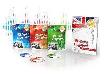 Tečaj angleškega jezika Alpha Lingmind