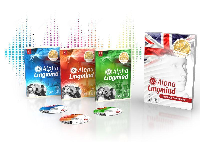 Alpha Lingmind - Užsisakykite dabar